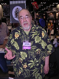 Gary Gygax at GenCon