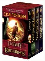 Get the complete collection: The Hobbit, The Lord of the Rings, by J.R.R. Tolkien, from Amazon.com