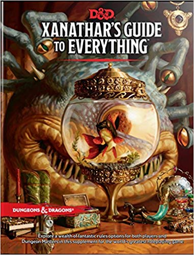 Xanathar's Guid to Everything