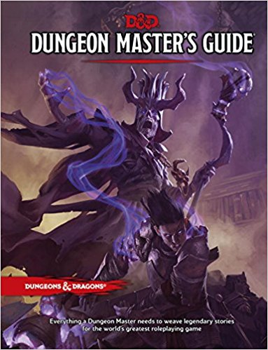 Dungeons & Dragons—Dungeon Master's Guide Fifth Edition