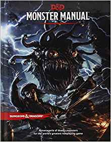 D&D Monster Manual (5e)